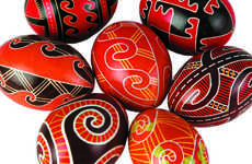 Easter Egg Decoration Workshops - This Workshop Teaches Participants How to Design Ukrainian Pysanky