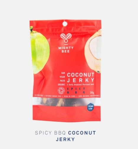 Coconut Jerky Snacks