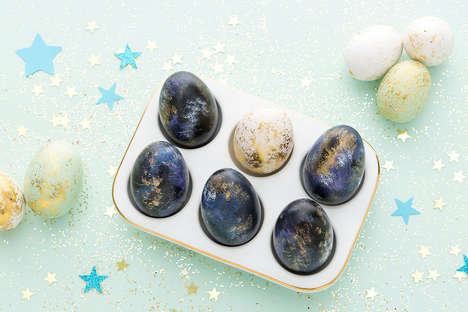Galactic Easter Eggs