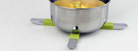 Compact Pot Heat Protectors