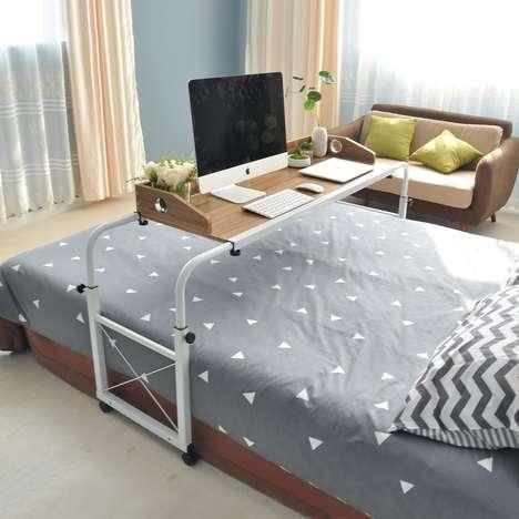 Expansive Bed Desks