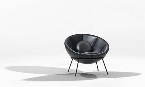Modular Bowl Chairs
