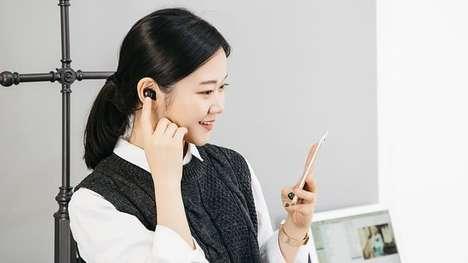 Compact Wireless Earphones