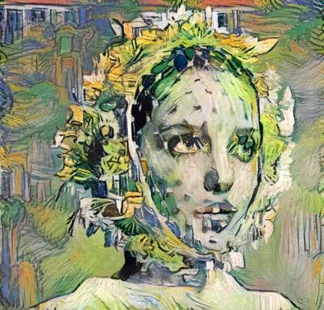Neural Artwork Apps