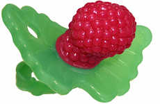Berry-Shaped Pacifiers