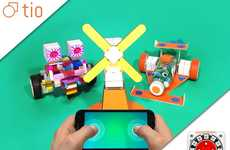 DIY Toy Robot Kits - The 'Tio' Robotic Building Block System Lets Kids Create Complex Toys