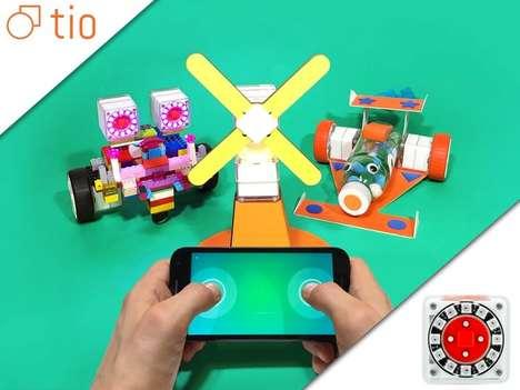 DIY Toy Robot Kits