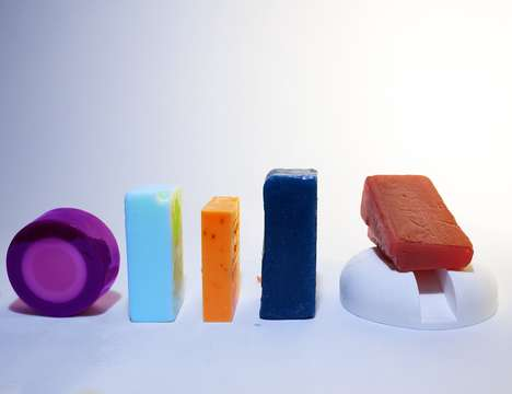 Cleanliness-Focused Soap Dishes