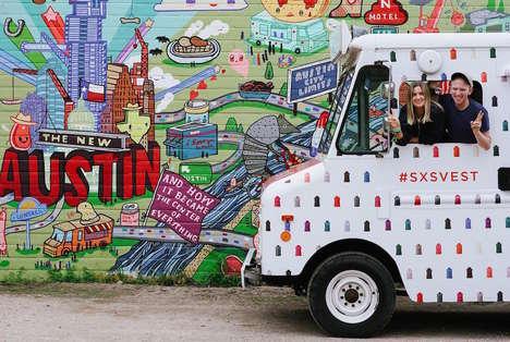 Mobile Ice Cream Shops