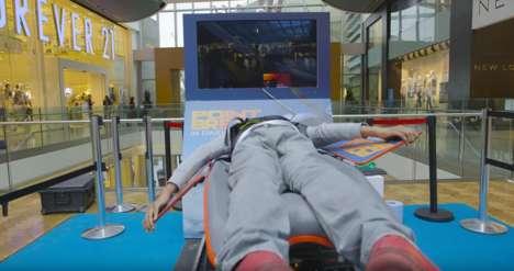 Mall Skydiving Simulators