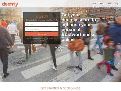 Online Trust-Enhancing Sites