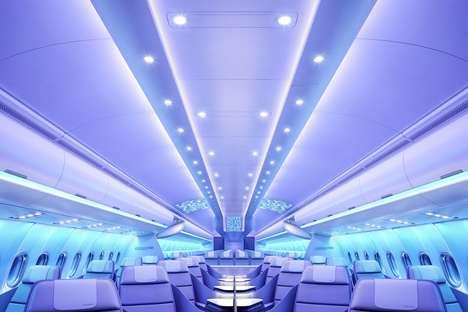 Modernized Airplane Cabins