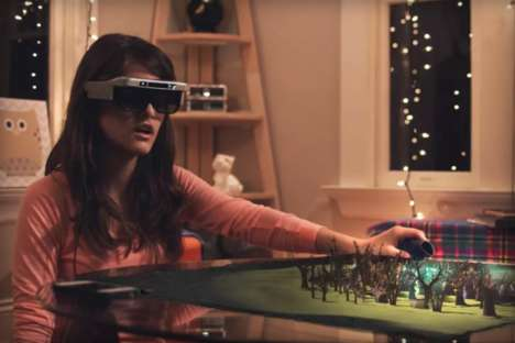 Board Game-Compatible VR Headsets