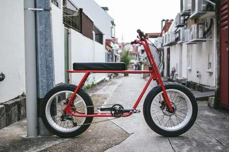 Dual-Seat Electric Bikes