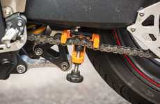 Accurate Bike Chain Clamps