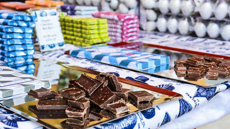 Holiday-Themed Chocolate Markets - This Event Celebrates Easter 2016 with Gourmet Chocolate