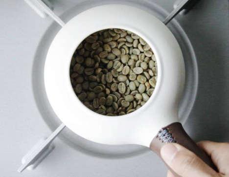 Custom Coffee Bean Roasters