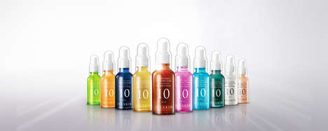 Custom Recovery Serums - It's SKIN's Power 10 Formula Essence Collection Targets Varying Skin Issues