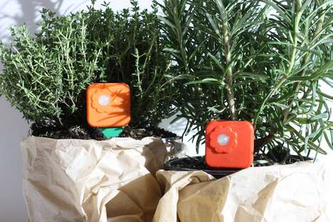 Plant-Monitoring Gadgets - The Botani.st Sensors Helps Consumers Keep an Eye on Their Plants