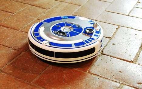 Robotic Vacuum Decals