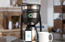 Connected Custom Coffee Makers