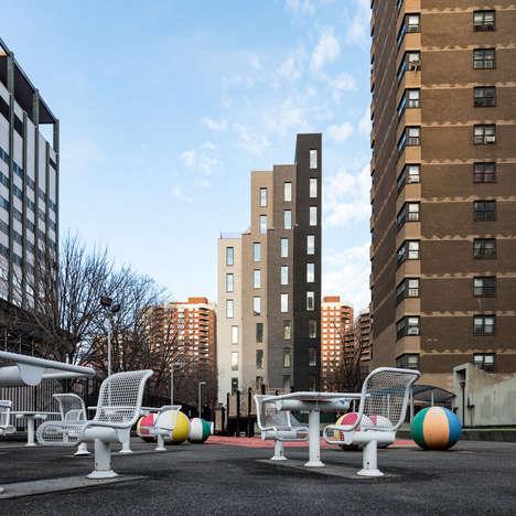 Micro Space-Saving Apartments