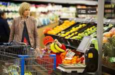 Fresh Supermarket Makeovers - Walmart's New Grocery Marketing Promotes Fresh Ingredients