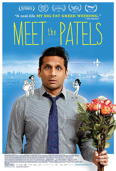 Humorous Cultural Documentaries - Meet the Patels Explores the Topics of Love and Family with Humor