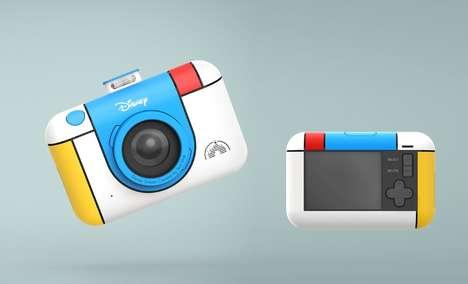 Confidence-Boosting Cameras
