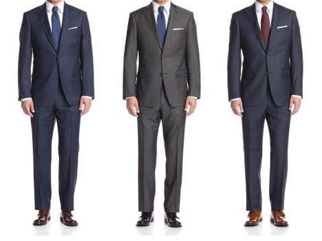 Web-Based Suit Boutiques
