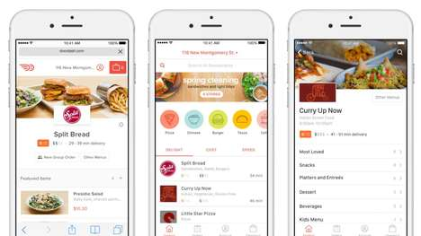 Delivery App Restaurant Ratings