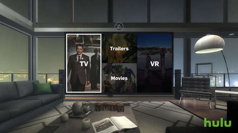 VR Home Theatre Experiences