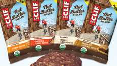 Nut Butter-Filled Bars - This Company is Now Making Energy Bars Filled with Nut Butter