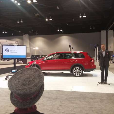Diesel-Free Crossover Wagons