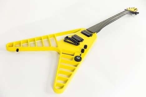 Resonant Modern Guitars