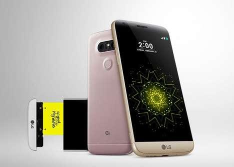 Versatile Modular Smartphones