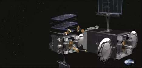 Satellite-Repairing Robots