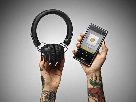High-Fidelity Headphones