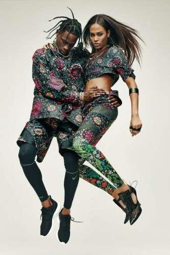 Edgy Earthy Sportswear
