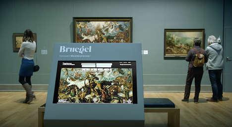 Virtual Artwork Experiences