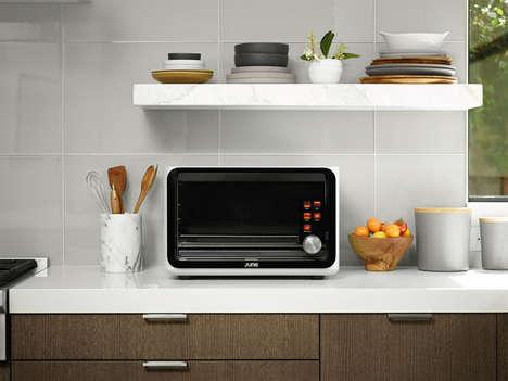 Food-Sensing Ovens