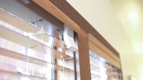 Automated Window Blinds