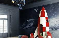 Imaginative Rocket Armchairs