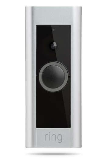 Connected Camera Doorbells