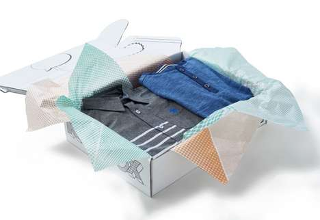 Conscious Clothing Boxes