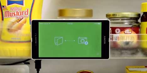 Smartphone Node Initiatives