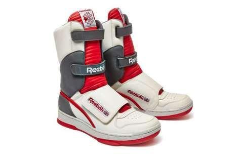 Futuristic Boot Sneakers