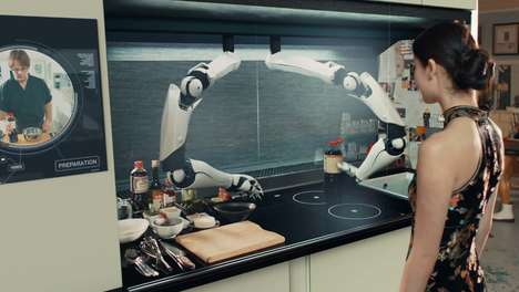 Intuitive Robotic Chefs