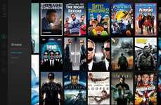 Ultra HD Movie-Streaming Services - The Sony Ultra 4K Movie Streaming Service Launches April 4th