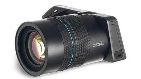 3D Image-Generating Cameras